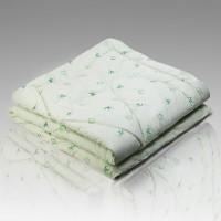 Одеяло бамбуковое в поплине 140x205
