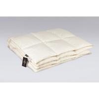 Одеяло с гусиным пухом в батисте «Близ» 140x205