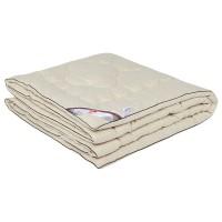 Одеяло с кашемиром в сатине детское «Леди Милана» 110x140