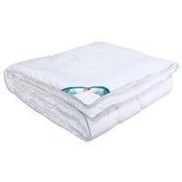 Одеяло с иск. лебяжьим пухом в микрофибре «Леди Перси» 140x205