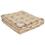 Одеяло с овечьей шерстью детское «Леди Полли» 110x140