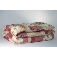 Одеяло овечья шерсть 140x205