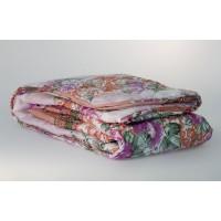 Одеяло овечья шерсть облегченное 140x205