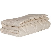 Одеяло овечий пух в тике ОПО15