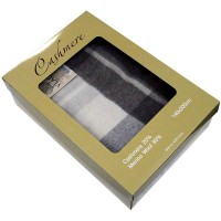 Плед Кашемир ББК1 (подарочная коробка)