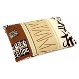 Подушка с лузгой гречихи 50x70